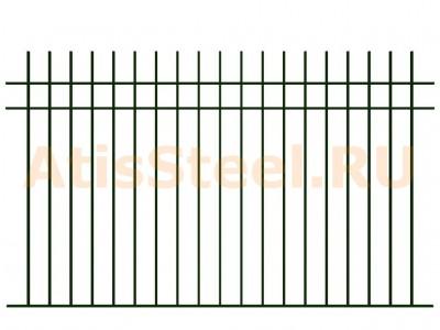 Секционный сварной забор №2