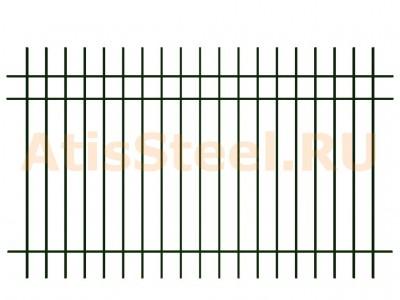 Секционный сварной забор №3