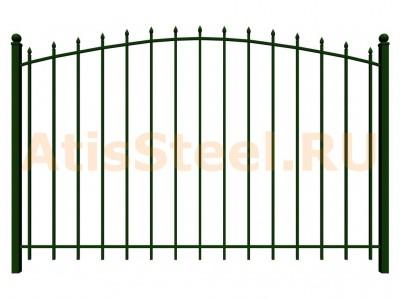Секционный сварной забор №22